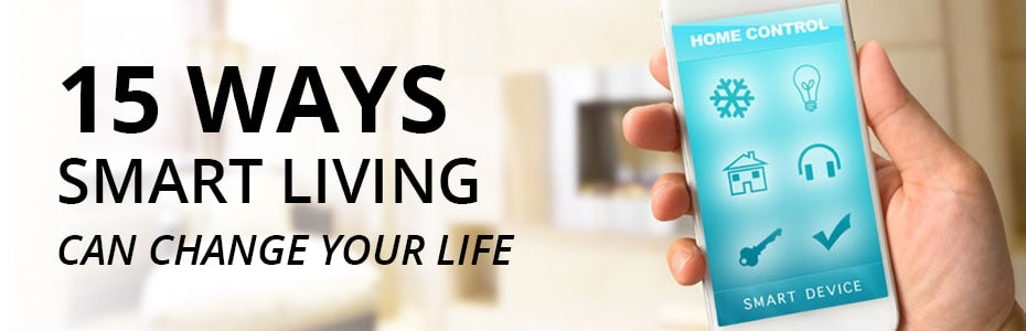 Smart Living Devices Banner