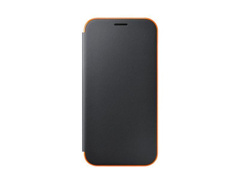 Samsung A7 Neon Flip Cover