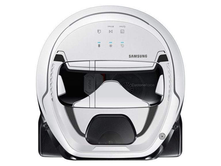 Samsung POWERbot VR7000 Star Wars Limited Edition Robot Vacuum