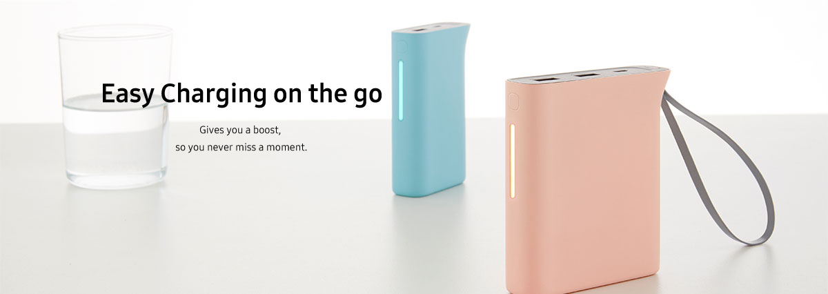 Easy Charging On The Go
