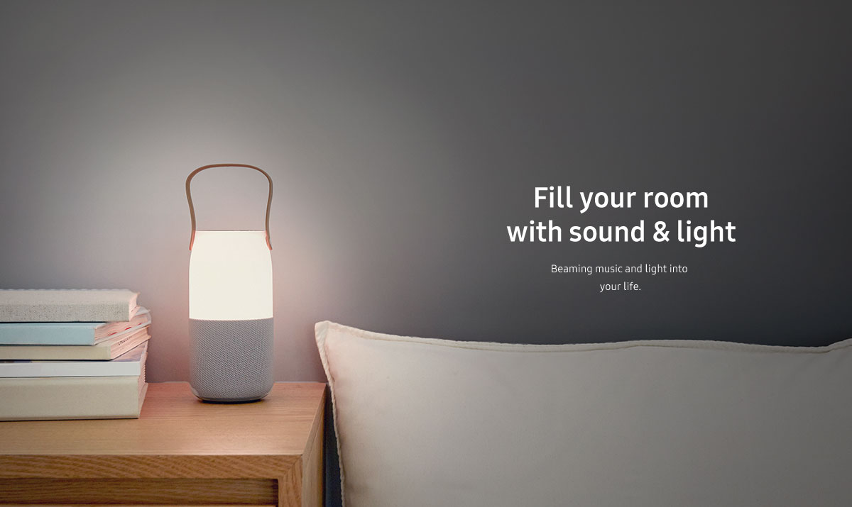 Fill Your Room with Sound & Light