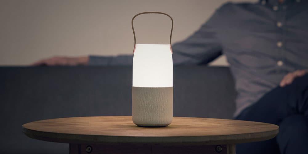 Integrated LED Lamp