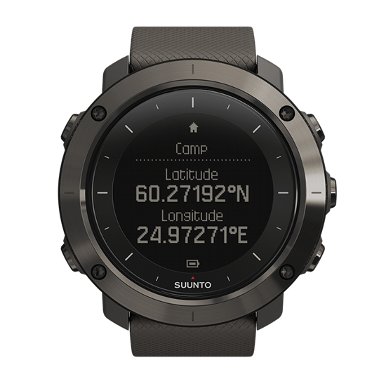 Suunto Transverse GPS Watch