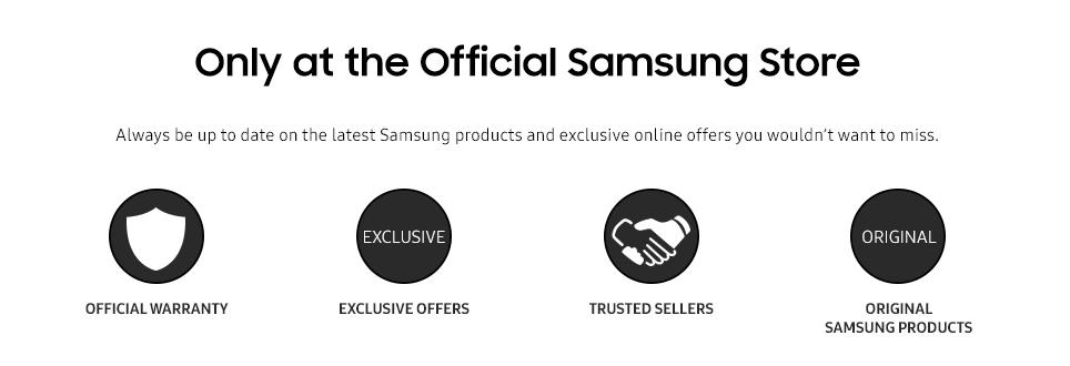 , Samsung Online Store
