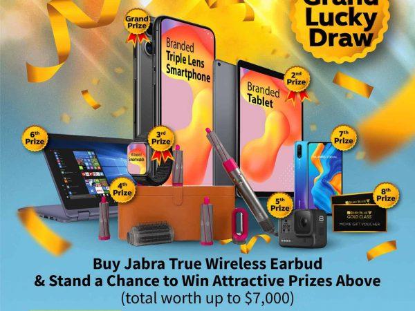 Jabra Lucky Draw