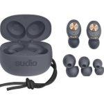 Sudio Tolv Anthracite, Sudio True Wireless, Sudio Earpiece, Sudio Singapore, Sudio Earbuds
