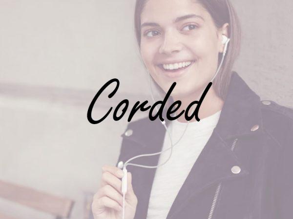 Corded