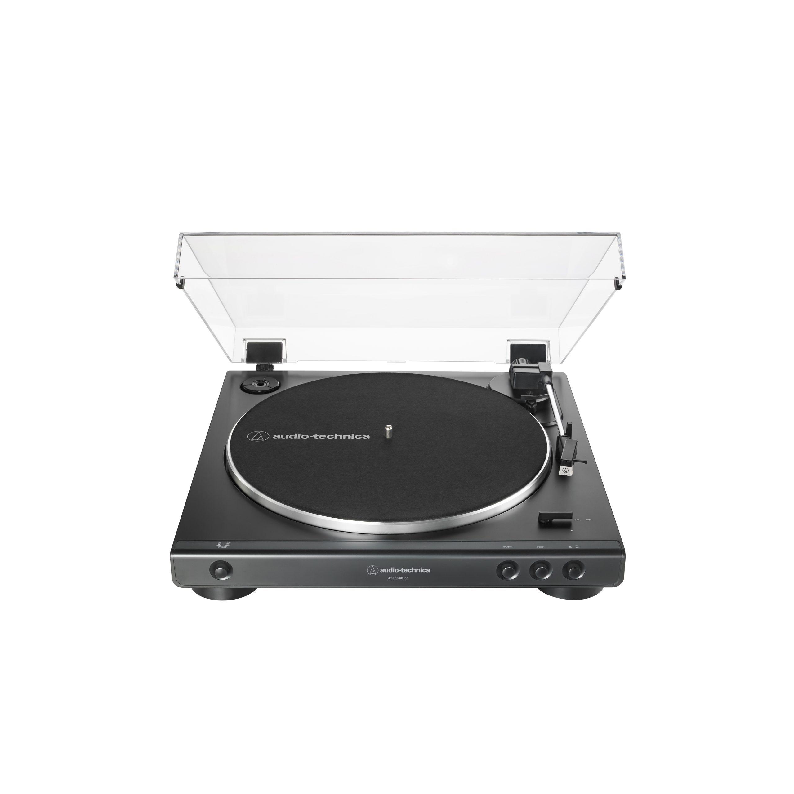 Singapore Turntable, Audio Technica AT-LP60X, Vinyl Player, USB Turntable