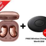 Samsung Galaxy Buds Live, Samsung True Wireless, Samsung Singapore