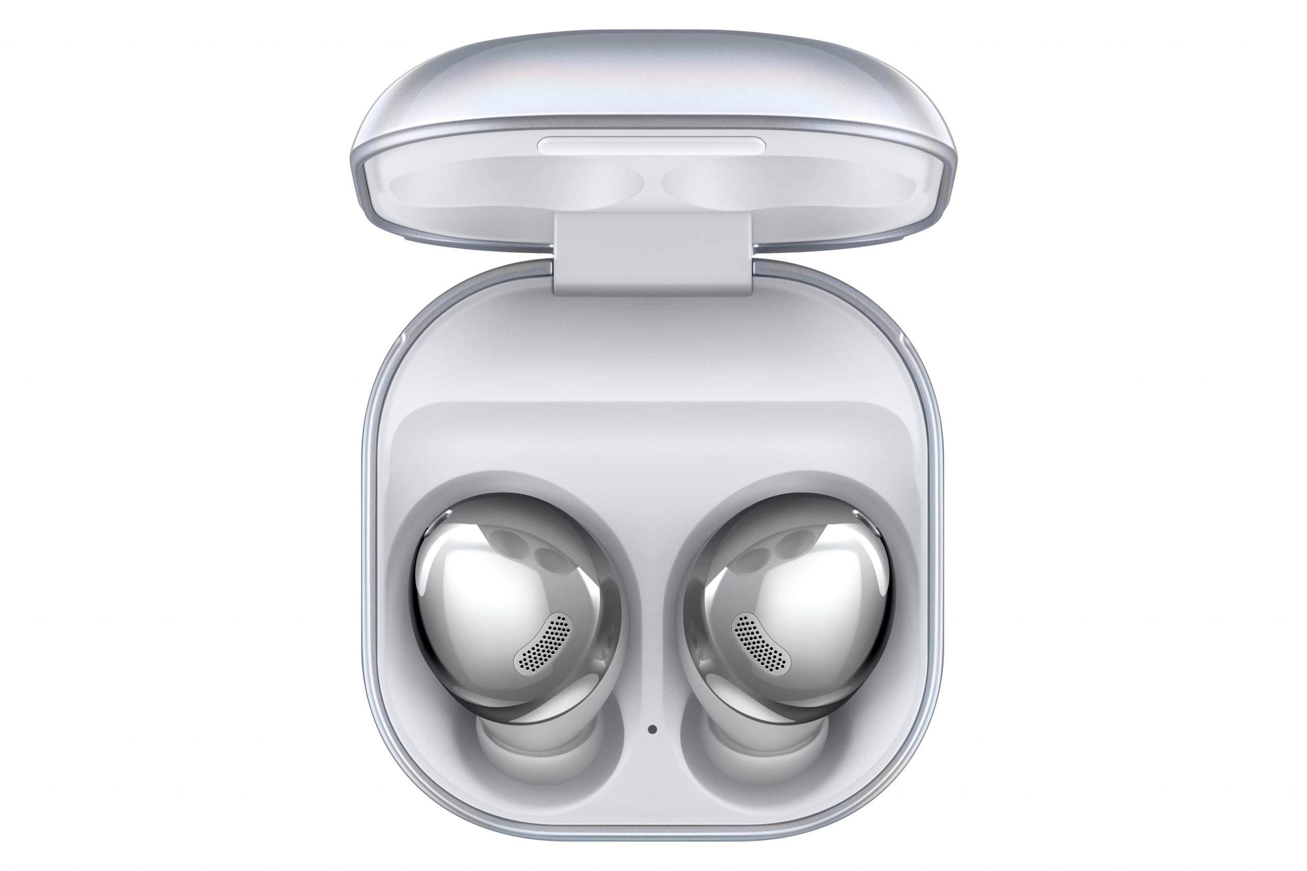 Samsung Galaxy Buds Pro Phantom Silver Top, Samsung True Wireless Earbuds Singapore