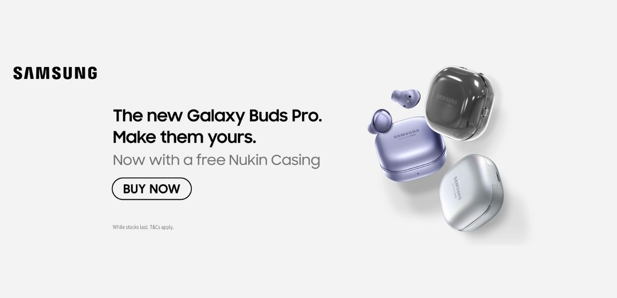 Samsung Galaxy Buds Pro, Samsung True Wireless, Samsung Singapore