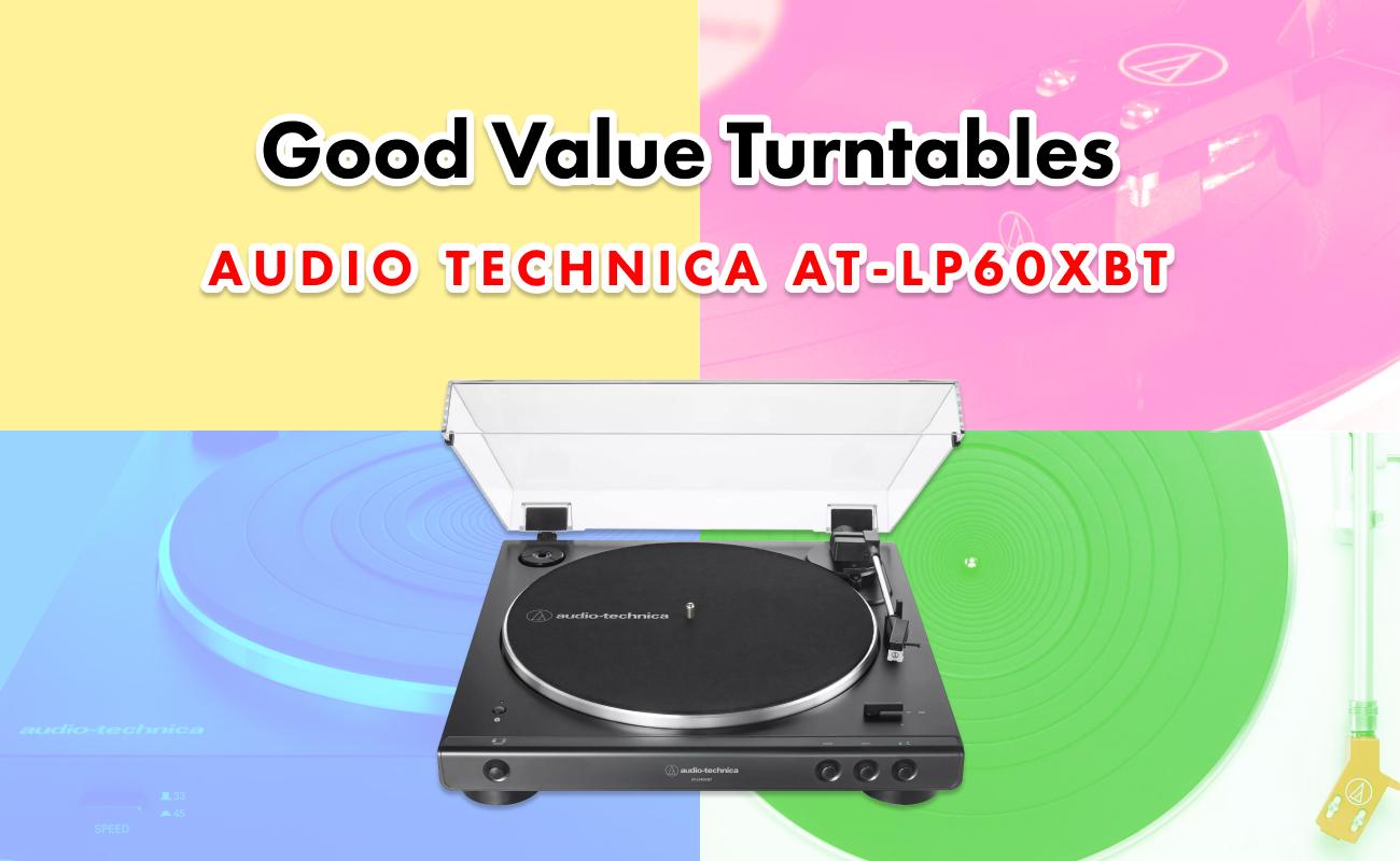 good value turntables