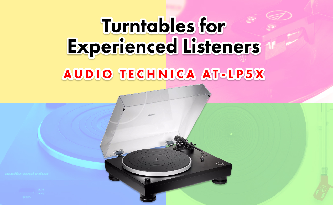 turntables for experienced listeners