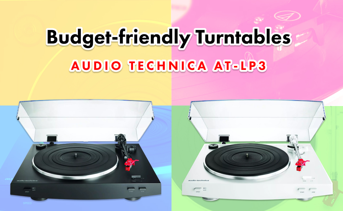 budget friendly turntables