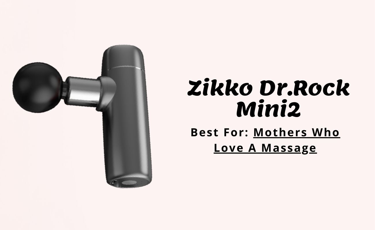 Best Mothers day gift for mothers who love a massage Zikko Dr.Rock Mini2