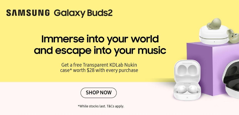 Samsung Galaxy Buds 2 Singapore